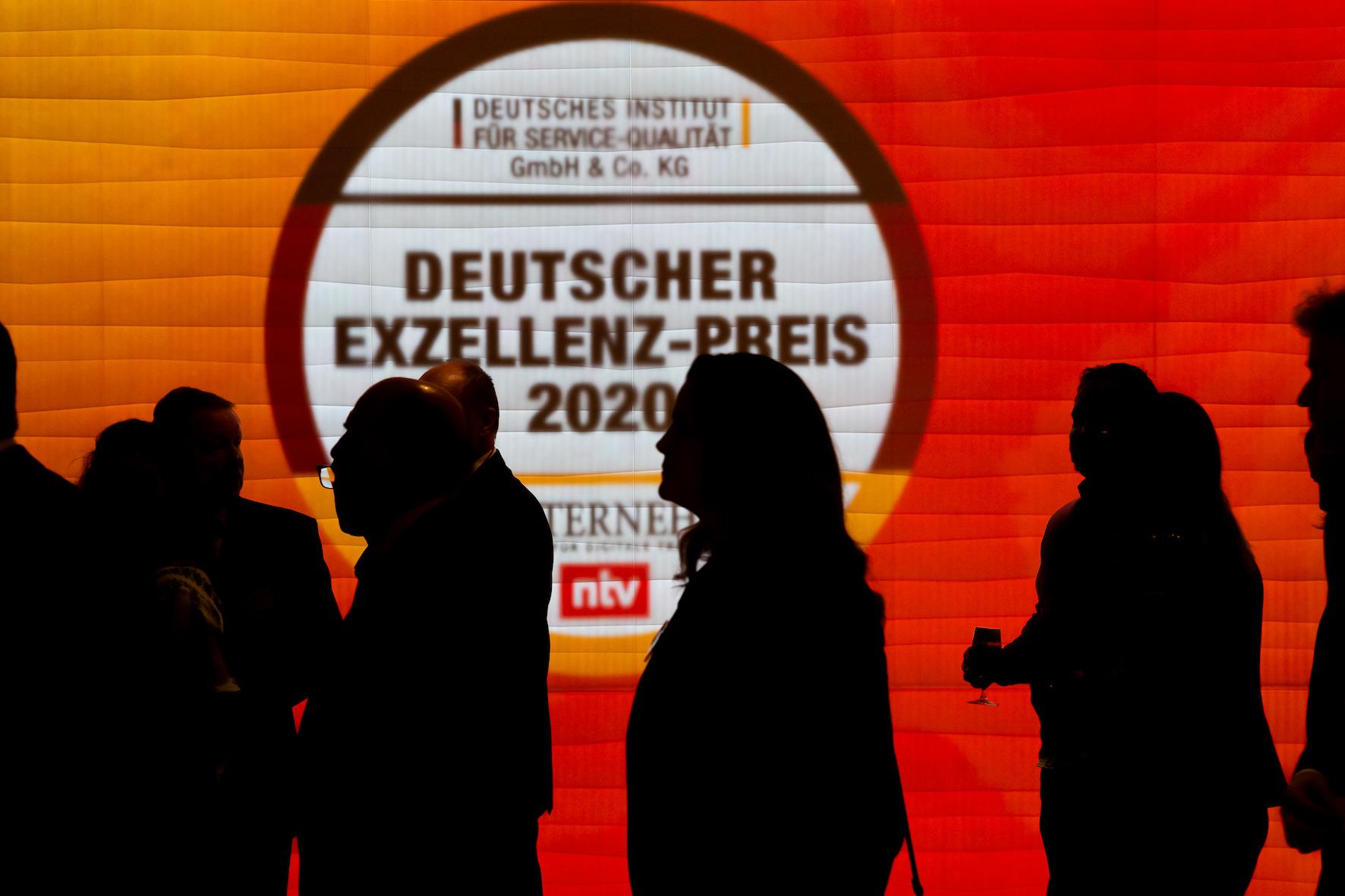 Deutscher Exzellenz-Preis 2020 Logo