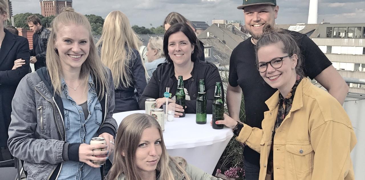Partytime: JDB-Sommerfest 2019 (Foto: JDB)
