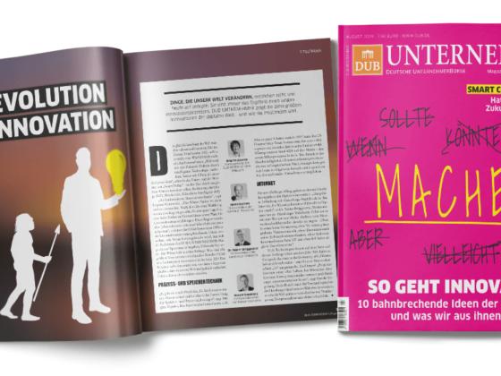 DUB UNTERNEHMER-Magazin 3.2019-Mockup