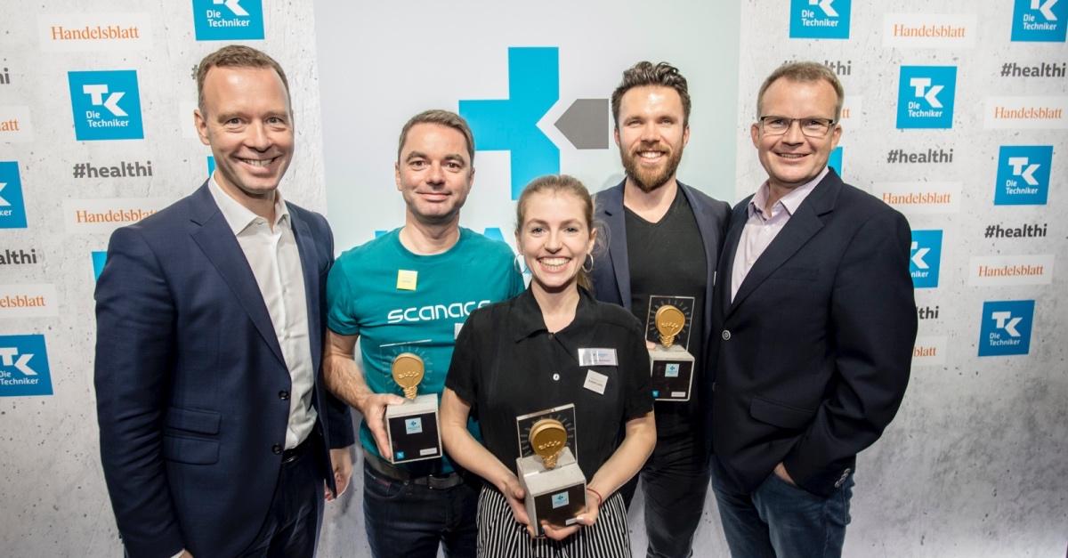 Die Sieger der Health-i Awards 2019
