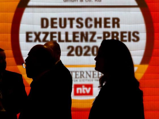 Deutscher Exzellenz-Preis 2020