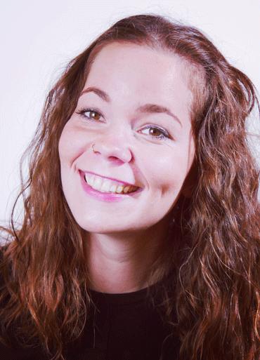 Porträt von Miriam Rönnau