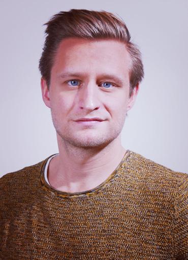 Porträt von Mark Simon Wolf