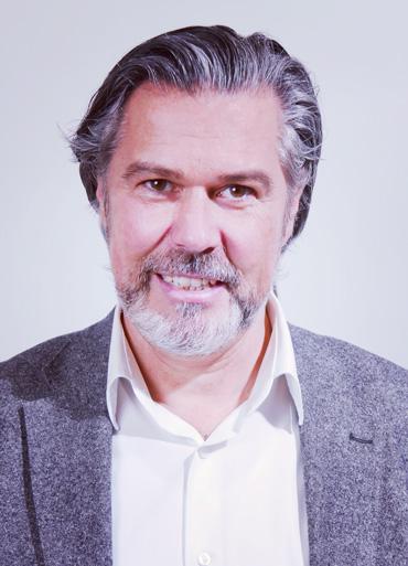 Porträt von Ralph Loerke