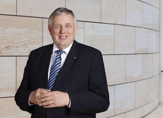 NRW-Gesundheitsminister Karl-Josef Laumann (Credit: MAGS NRW)