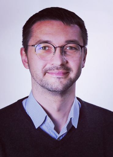 Porträt von Christian Buchholz